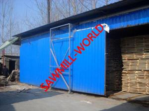 China cheap price of wood drying chamber/new design firewood kiln/wood drying kiln for sale on sale