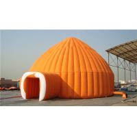 Custom Shape Kids Blow Up Bounce House , Inflatable Kids Tent With Slide Combo