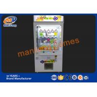 Electric Key Master Game Machine , Claw Crane Machine For Shopping Mall