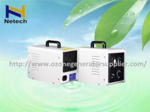 China Automotive Ozone Generator Ozone Air Purifier Sterilizer 3G 5G 110V For Car / Home on sale