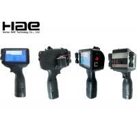 China Thermal Handheld Inkjet Printer / Portable Inkjet Printer 1 - 8 Lines Print Area on sale
