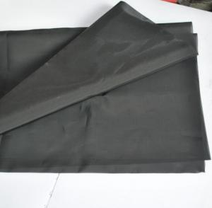 Quality DDP High Tension Black Monofilament Polyester Mesh 32t - 200t 115-365cm Width for sale
