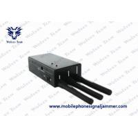 Black Wifi Signal Jammer 2 In 1 Smart For Wireless Video Camera JM132803