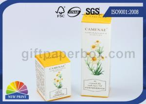 China High End Paper Packaging Box Custom Cosmetic Boxes For Perfume Or Skincare Products on sale