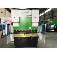 20 Ton1000 Stainless Steel Mini CNC  Press Brake Machine , Horizontal Press Brake With Bending Box