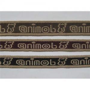 China Cotton webbing slings,jacquard luggage webbing,shoulder belt on sale