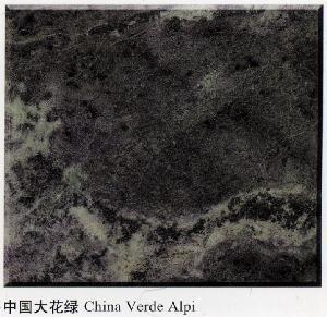 China Verde Alpi Stone Aluminum Composite Panel Interior Wall on sale