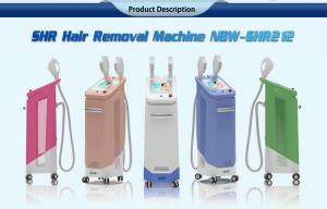 China Salon used high quality best result big spot size 16*50mm hair removal skin rejuvenaiton device on sale