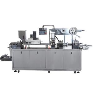 China Aluminum plastic tablet blister packaging equipment Customizable on sale