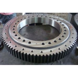 China SK 021.25.500 Slewing Ring Bearing , Double - row Ball Slewing Bearings on sale