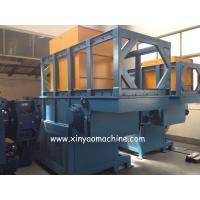 China Máquina plástica de la trituradora del solo eje automático lleno con control del PLC Programmel on sale
