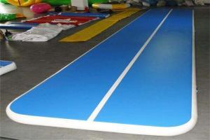 China 3m Air Track Tumbling Gymnastics Mats Customized PVC Airtrack 3m Air Tumbling Track on sale