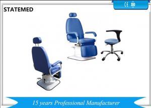 China Maximum Load 135 Kg Dental Exam Chair / AC 220 - 240 V Medical Examination Chair on sale