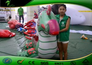 China Arrival Inflatable Water Floating Dragon With PVC / 1.5 Meters Tall Inflatable Sea Dragon For Advertising on sale