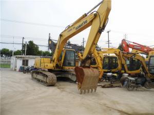 China $30000 KOMATSU PC220-6 Used Excavator For Sale on sale