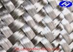 2x2 Twill Carbon Fiber Woven Fabric 12K For Surfboard Reinforcement