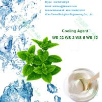 Food USP Grade ws-23, ws-3, ws-5, ws-12 Cooling Agent White crystal powder,Koolada Flavour Enhancers 3 Years Shelf Life
