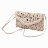 China Summer Crossbody Sling Bag Stylish Pu Leather Shoulder Bag For Weekend Party on sale