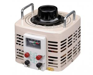 China Customized AC Variac Voltage Regulator , 1000VA Automatic Voltage Regulator on sale