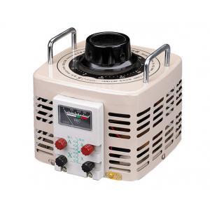 China Customized AC Variac Voltage Regulator , 1000VA Automatic Voltage Regulator on sale