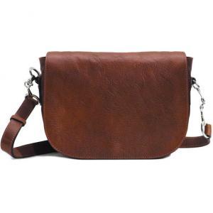 China eather Saddle Bag / Classic Saddle Bag / Crossbody Saddle Bag / Leather Shoulder Bag / Handmade Women's Bag on sale