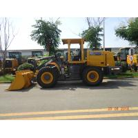 High Performance XCMG WZ30-25 Compact Wheel Loader / Small Backhoe Loader
