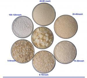 China Dehydrated Garlic Granules,8-16mesh, 16-26mesh, 26-40mesh, 40-80mesh dried vegetable on sale