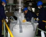 適用範囲が広い産業鉱物 PP は袋、工場十字の角のループが付いている管状のトン袋かさ張ります