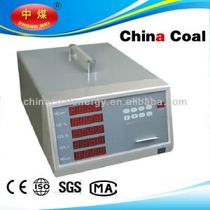 China Car automobile exhaust gas analyzer for 5 gas on sale