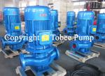 China Tobee™ Vertical Inline Waste Water Pump wholesale