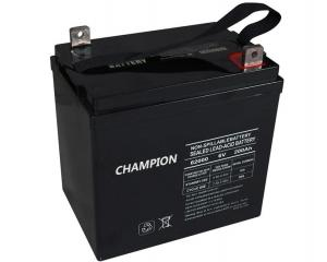 China Golf Cart / Wheel chair Deep Cycle 6v 200ah Sealed Lead Acid Battery 3FM200 on sale