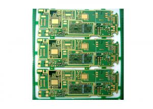 China 4 Layers HDI Industrial PCB Current Transformer Board FR4 Material on sale