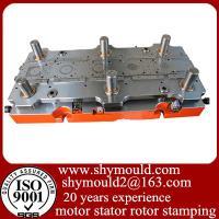 Motor stator rotor progressive stamping die/mould/tool