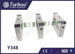 China High Speed Supermarket Swing Gate on sale