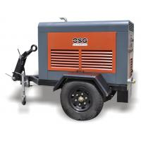 40kw Diesel Portable Air Compressor