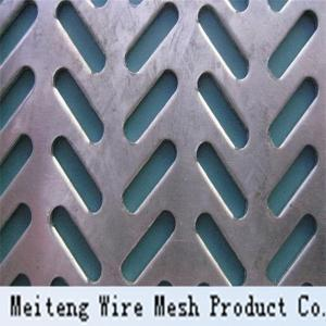 China Producer 304 Steel Hole Filter architectural perforated metal on sale