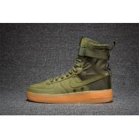 Light Bone 2017 fashion Nike AIR FORCE SF AF1 859202-339 Army Green men