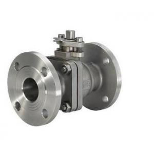 China 8' Manual Operation full Opeing Material A216 Gr WCB Ball Valve Flange Connection on sale