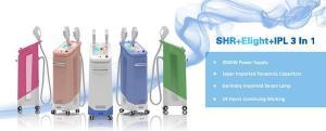 China big spot size shr / ipl / e-light hair removal & skin rejuvenation machine fast speed on sale