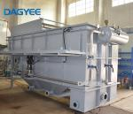 Cereal Foods Package 60m3/H DAF Water Treatment System DAF Dissolved Air Flotation Fine Solid Separation