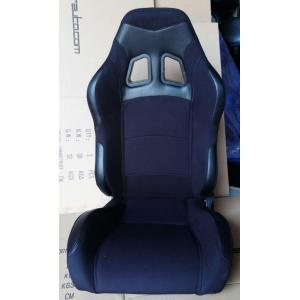 China Sparco Style Sports Car Seat , Reclining Racing Seats Classic Design on sale