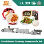 380V 50HZ Instant Rice Machine Self - Heating Rice Production Line