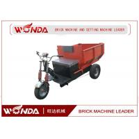 Construction Site Brick Kiln Electric Mini Dumper 48V/3KW 2 Seats Arrangement