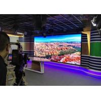 Video Wall 3mm Pixel Pitch Indoor Curved Led Display With High Resolution