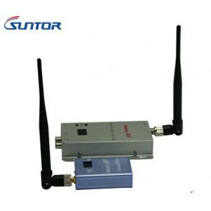 China Lift Analog Wireless Video Transmitter Receiver Set 1.2GHz 500mW 15CH  200-300m on sale