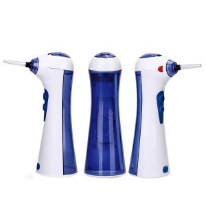 China Unique patent design rechargeable oral care irrigator dental water flosser on sale