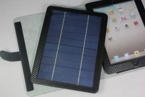 China 5V 700mah Durable USB Ipad Solar Charger Case / Cases with Removable Bluetooth keyboard on sale