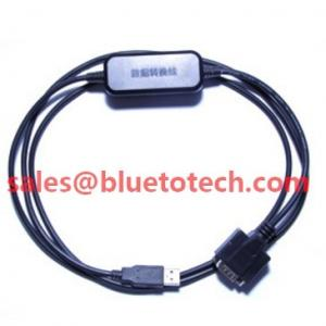 China RS232 to USB cable,RS232 cable, USB cable, RS232-USB cable on sale