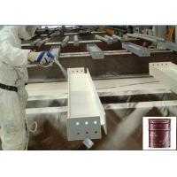 Milk White Steel Intumescent  Water Based Paint  3 Hrs Drying , Water Based Wall Primer