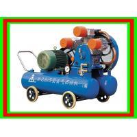 3 Cylinder Mining Air Compressor S1110 20HP Diesel Engine Piston Air Compressor